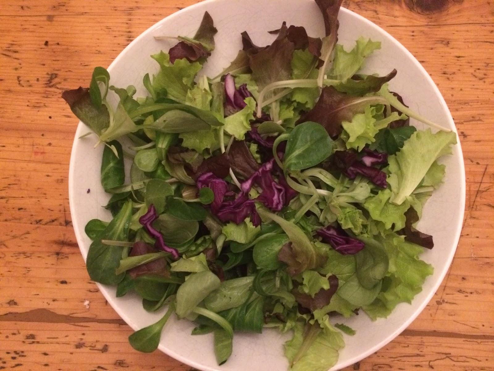 Salate   Juli´s Pink Kitchen