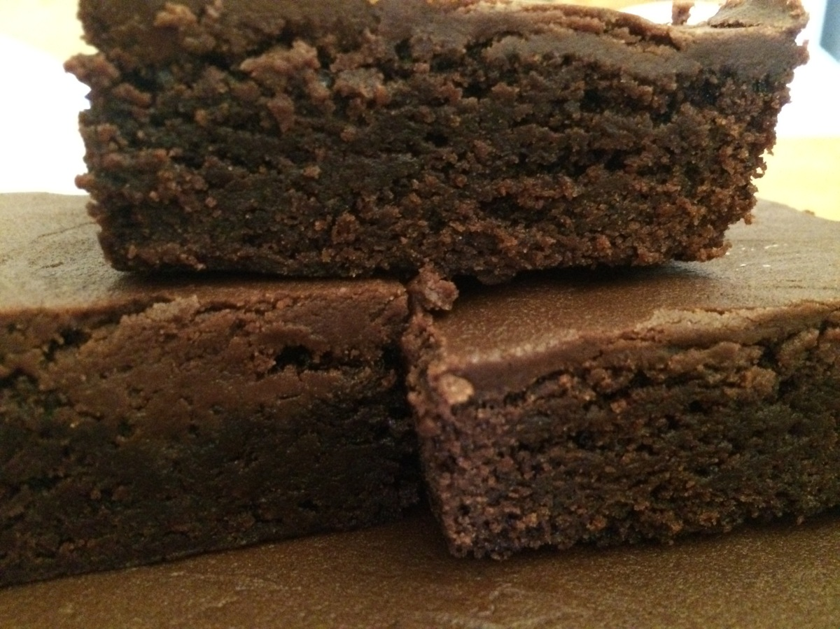 Easy Peasy Brownies