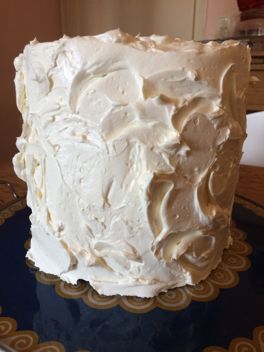 Italienische Buttercreme (Swiss Meringue Buttercream)